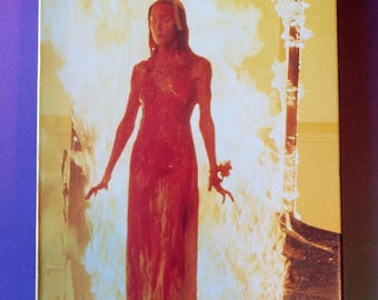Carrie • VHS • Stephen King • Factory Sealed • Never Viewed • Excellent Condition