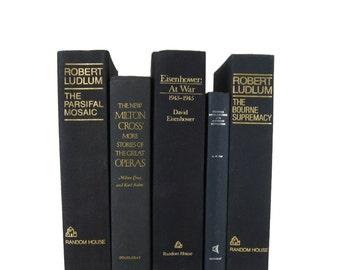 Decorative Books for Designers,  Old  Books,  Blue Books, Vintage Books, Wedding Book Decor, Book Lover Set, Home Decor, Housewarming Gift