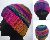 CUSTOM - Ponytail/Messy Bun Hat - 17 Color Options