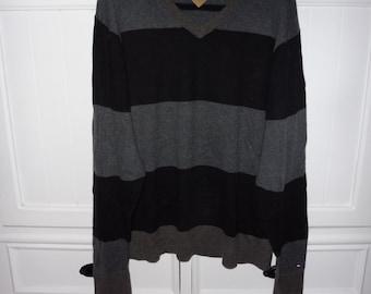 Man TOMMY HILFIGER sweater size XL - 1990s