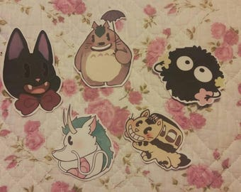 Studio Ghibli Sticker Pack