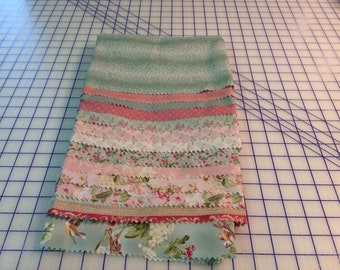 13 fat quarters of Heaven can wait fabrics by Ro Gregg- Northcott fabrics