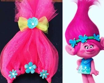 Poppy Inspired Troll Headband