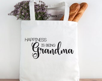 Happiness is being Grandama, Grandma, Grandma birthday, mothers day gift, holiday gift, happiness is being nana, grandmother, mothers day