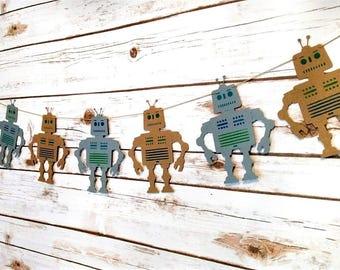 Robot Garland