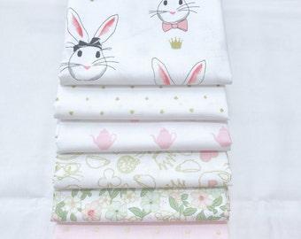 Half Yard Bundle Wonderland 2 by Melissa Mortenson for Riley Blake Designs- 7 Fabrics