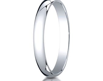 3mm Platinum Wedding band, Platinum Wedding Ring, Platinum Ring, Thin platinum band, Traditional wedding band, Platinum wedding band 3mm
