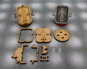 Infinity - Objective Marker Kit - Surgical Table