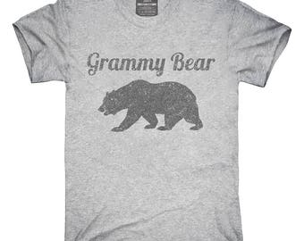 Grammy bear etsy grammy bear funny grandma gift t shirt hoodie tank top gifts publicscrutiny Image collections