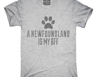 Cute Newfoundland Dog Breed T-Shirt, Hoodie, Tank Top, Gifts