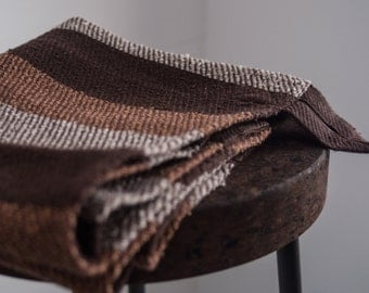 Boucle flax towels. Hand made-100% flax thread.