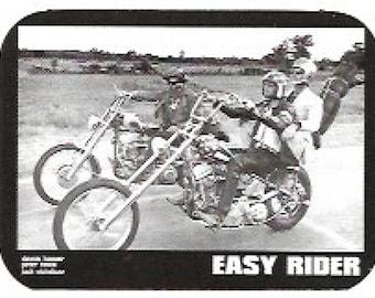 Easy Rider Vintage Sticker / Decal, Cult Film