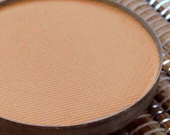 Matte White Peach Eyeshadow Vegan Pressed Eyeshadow