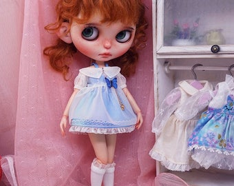 Gguo's Blythe ---- Butterfly dream (blue)