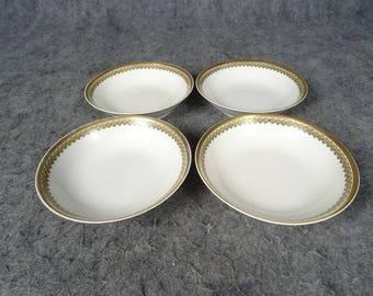 Haviland & Co. Limoges Fruit/Dessert Bowls Set Of 4 - Schleiger 1210