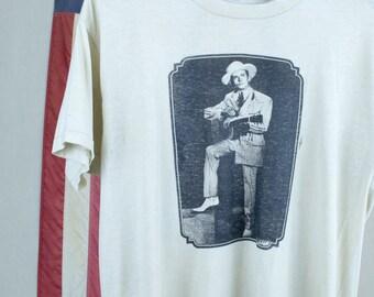 Rare Vintage Medium Hank Williams T-Shirt