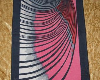 Genuine vintage Roberta di Camerino beach towel