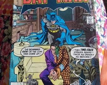 1970s Batman comic volume 40 No.313 DC comics