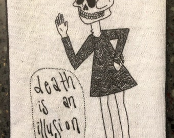 Death is an Illusion Patch