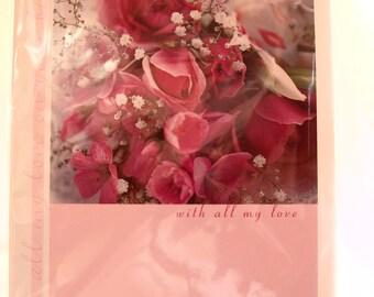 For My Wonderful Wife  Birthday Card