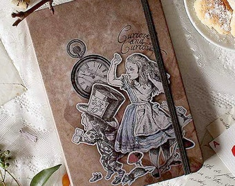 Paper Alice ~ Notebook Collection