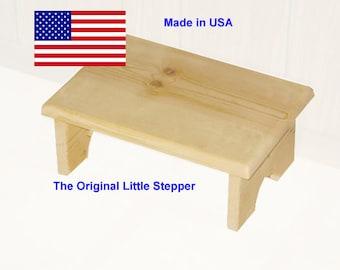 Children's Lil Step footstool