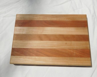 Maple Cherry Serving Board