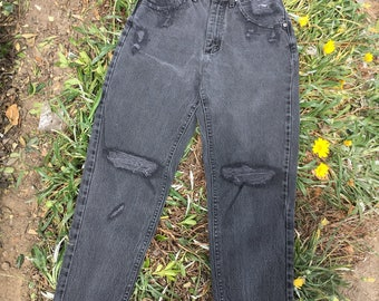 Lee distressed high waisted denim jeans ALL SIZES AVAILABLE