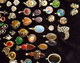 Costume jewelry for repurposing