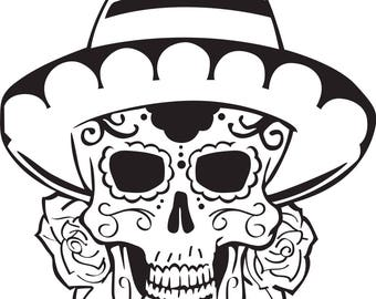 Day of the Dead SVG