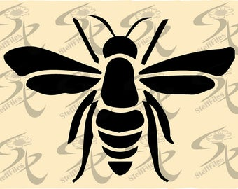0652_BEE, Vector,silhouettes,SVG,DXF,eps,ai,png,jpg , clipart , Digital images, graphical