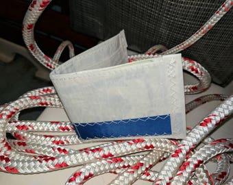 Sailcloth Bi-Fold Wallet (V2.0)