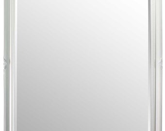 Classic Range 201 x 140 6ft7 x 4ft7 White Mirror
