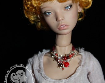 Jewelry for 1/4 dolls: Tonner dolls, Tulabelle, Sybarites, Poppy Parker Fashion Teen