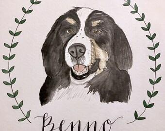 Custom Pet/ Family portraits