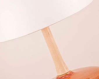 Ceramic Lamp and Shade 248