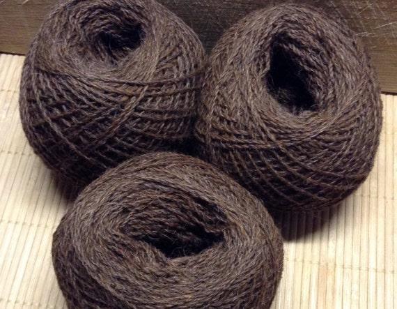 GRETA Gotland/Shetland/Alpaca blend yarn 100g balls 4 ply