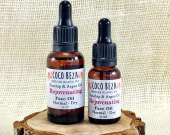 Anti Aging Serum - Face Oil - Facial Serum - Wrinkle Serum - Argan Oil for Face - Face Serum - Face Oil Moisturizer - Anti-Wrinkle