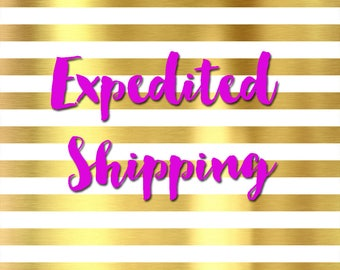 USPS Priority mail 2- 3 day Shipping for 1-2 tops only ( depends on zip code)
