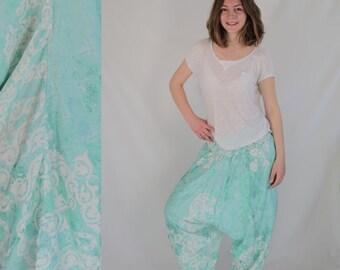 Harem Pant turquoise