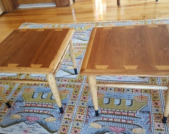 Mid-century Modern Lane End Tables