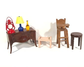 miniature doll furniture decor,toy furniture,role model toys,model furniture,epsteam,pack toys,home and living decor,doll house,