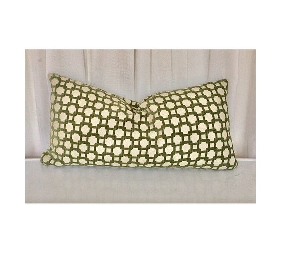 Long Rectangular Decorative Pillows : Velvet Decorative Pillow Long Rectangular Throw Pillow