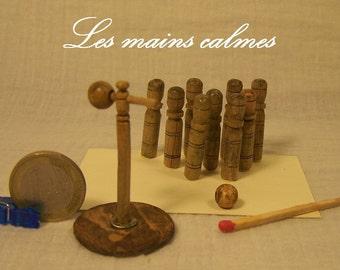 Set of skittles 10ème and 12ème