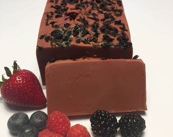 Infused Tea Cold Process Soap