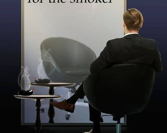 Mirror for the smoker. Ebook for quit stop smoking.