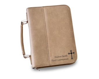 Personalized Bible Cover - Small Bible Case