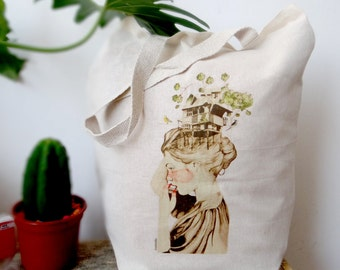 Totebag: the House that habit