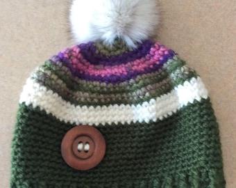 Soft hat wool