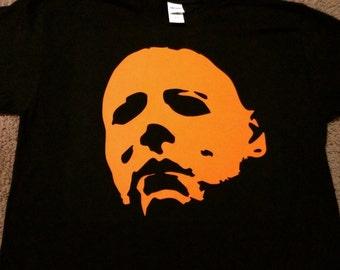 HALLOWEEN MICHAEL MYERS T-Shirt 1978 John Carpenter Horror Movie